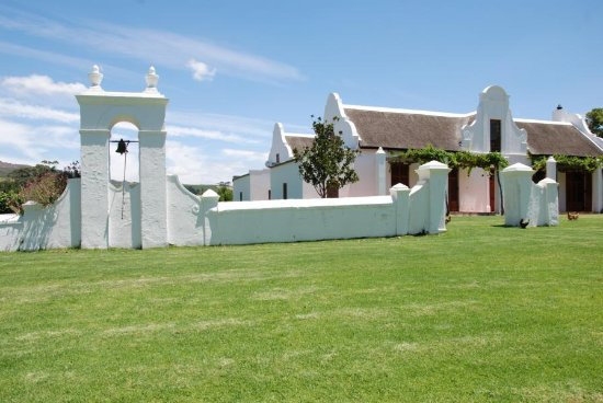 Prowincja Przylądkowa Zachodnia, Republika Południowej Afryki: schöne, gepflegte Anlage