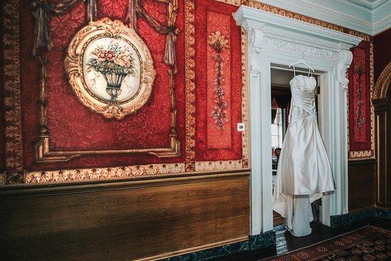 Godmanchester, UK: my beautiful dress