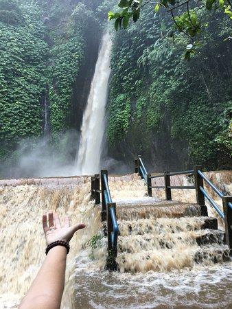 Munduk, Indonesia: massive power
