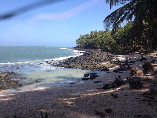 Iles du Salut, French Guiana: ile st joseph