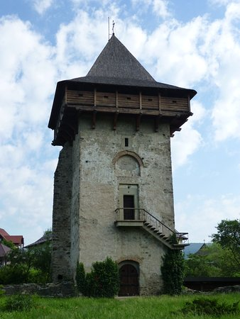 The Painted Monasteries of Bucovina: Monasterio de Humor