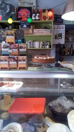 Thurles, Ireland: Great breads and cakes