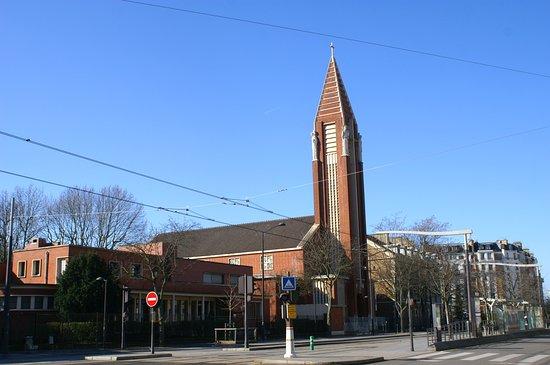 Eglise Saint-Antoine de Padoue