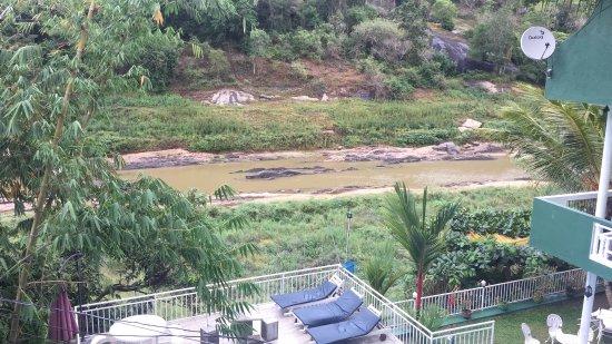 Tennekumbura, Sri Lanka: Riverside Villa