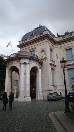 Museo Nacional De Arte Decorativo: fachada