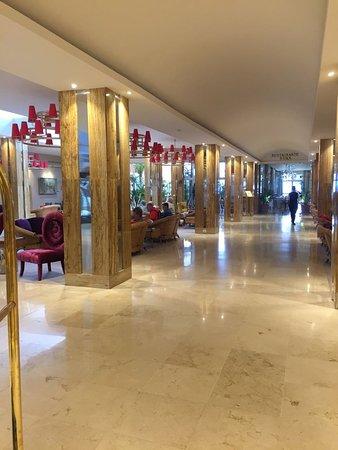 Bilde fra Reina Isabel Hotel