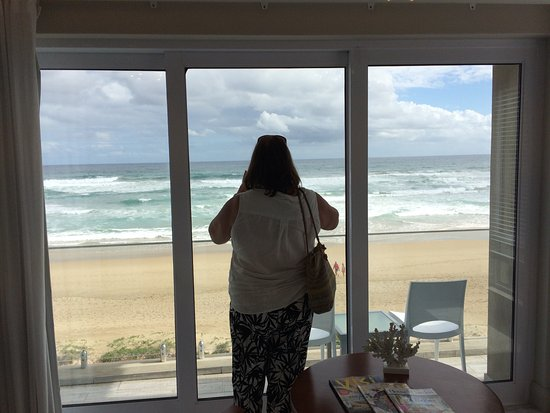 On the Beach Wilderness: 'Room with a view'