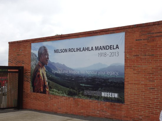 Ekala Eco Tours - Day Tours: Apartheid Museum