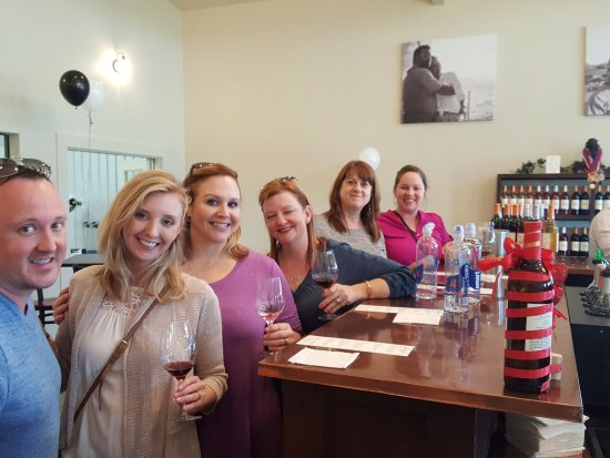 Hye, TX: At Zero 815 Winery