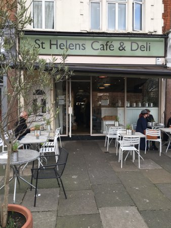 Saint Helens Food Store Cafe London Restaurant Reviews