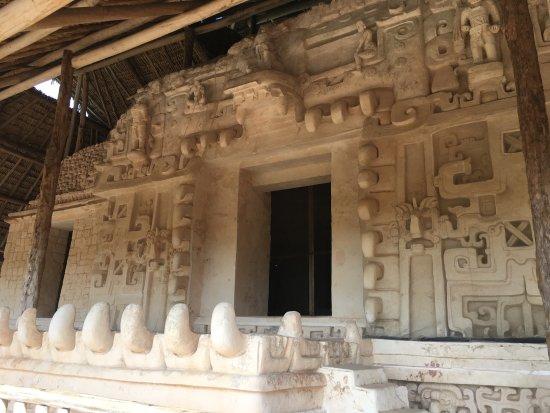 Temozon, Mexiko: La chambre principale