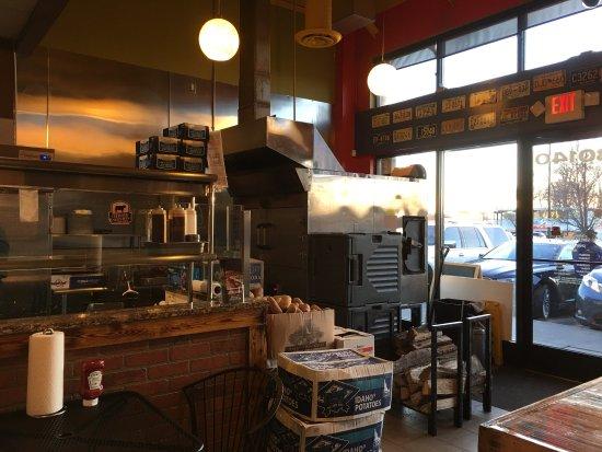 Southfield, MI: Arkins BBQ