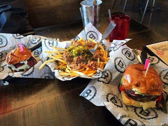 Gahanna, OH: Fat Doug, Porky Fries, New Jack City