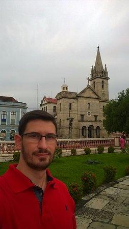 Church of Sao Sebastiao e Sao Francisco de Assis: Linda Arquitetura