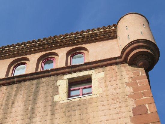Castillo de Palleja: Antiguo castillo medieval