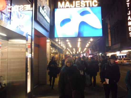 Photo of Majestic Theatre - Phantom of the Opera in New York, NY, US
