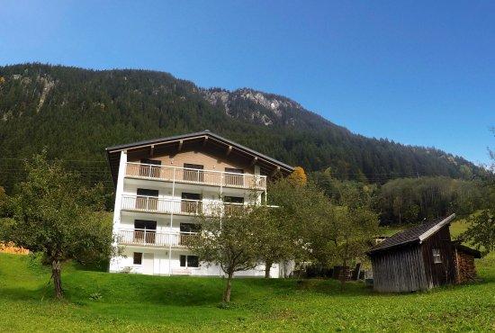 Gaschurn, Austria: Das Haus