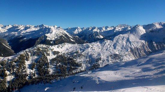 Gaschurn, Austria: Schigebiet Silvretta Montafon