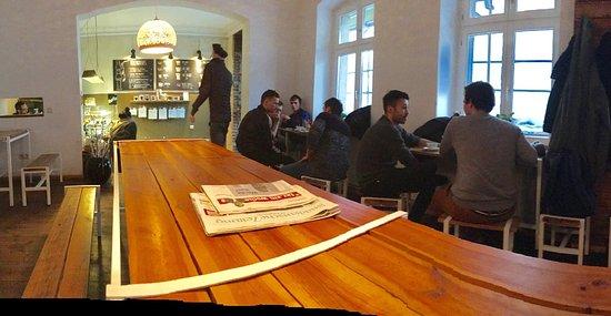 Berlin Cafe Kirsche Adalbertstr