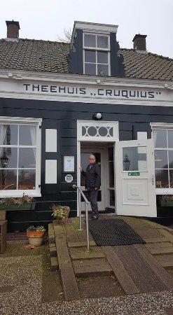 Theehuis-Cruquius: gezellig theehuis