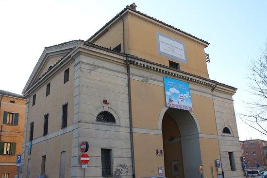 San Giovanni in Persiceto, Olaszország: Porta Garibaldi