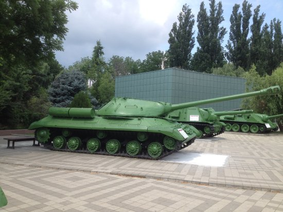 Museum of military technologies Oruzhie Pobedy: photo3.jpg