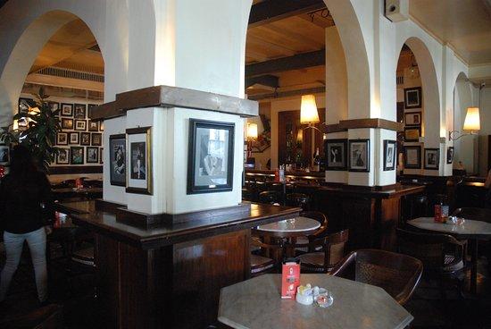 Cafe Batavia: colonial interiors & colonial interiors - Picture of Cafe Batavia Jakarta - TripAdvisor