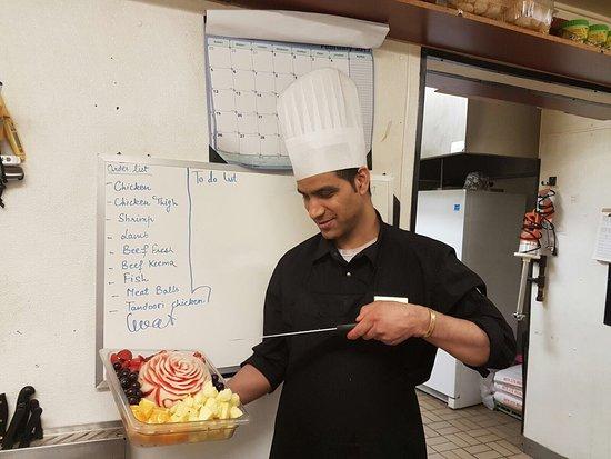 Brandon, Canada: Chilli chutney Special