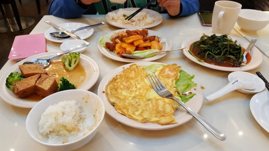Jurong, Σιγκαπούρη: The food we ate