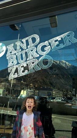 Grau Roig, Andorra: Best burgers 🍔 in town.