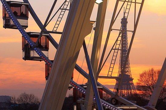 Place de la Concorde: El atardecer la mejor hora