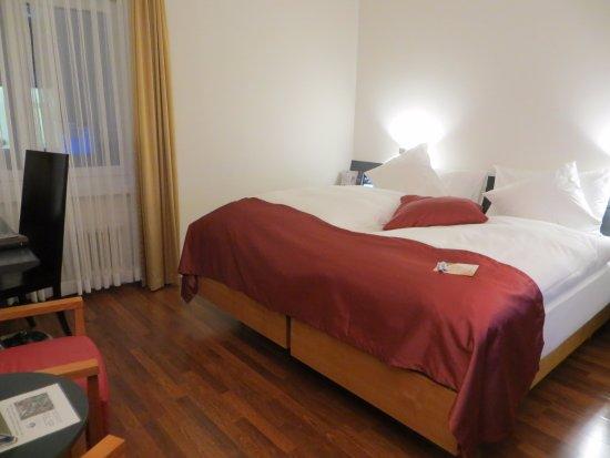 Sorell Hotel Seidenhof: Executive Bedroom
