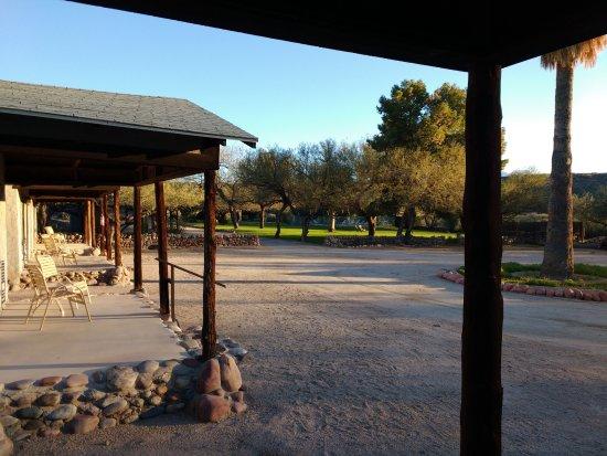 Μέσα, Αριζόνα: The cabins