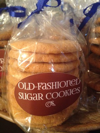 Мэдисон, Коннектикут: Take our Sugar Cookies home with you