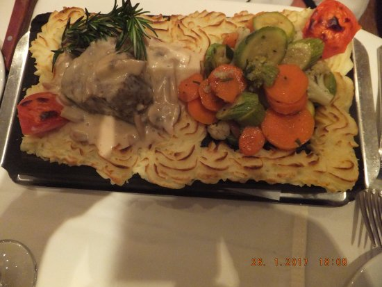 Maritim Restaurant: Filet steak