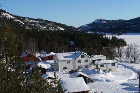 Gausdal Municipality, Noruega: Oversikt vinter