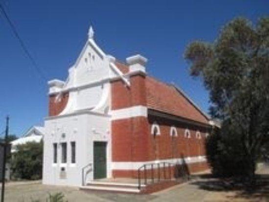 Grampians, Australia: Former Wimmera Flour Mill And Silo Complex