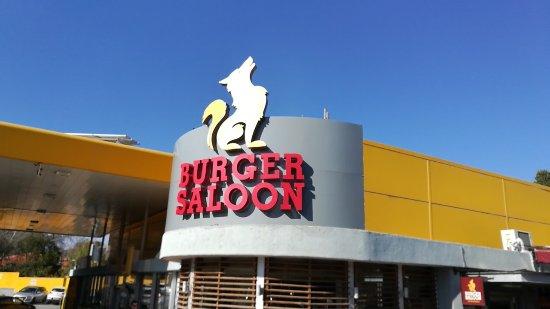 Kiryat Tivon, Israel: Burger Saloon