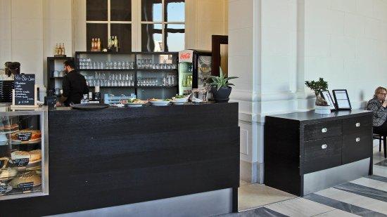 Cafe im Bode-Museum