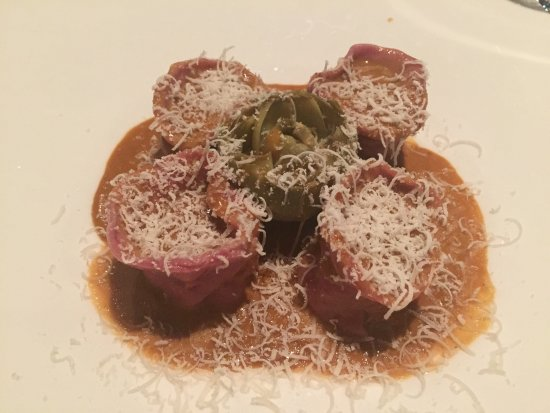 Paradiso Restaurant: Tortelloni Appetizer
