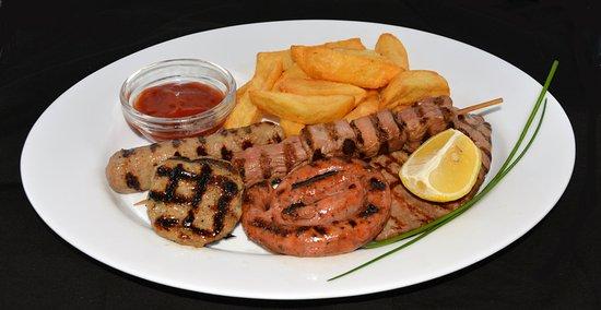 Lotus Resturant : Mix grill