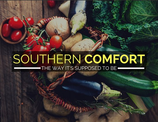 Burlington, NC: We serve up Southern Comfort the way it's supposed to be.