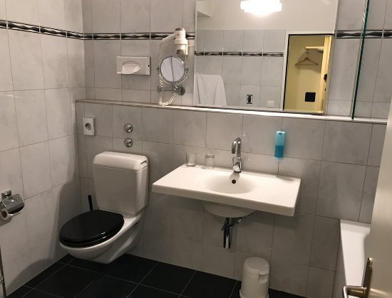 Цуг, Швейцария: Nice bathroom!