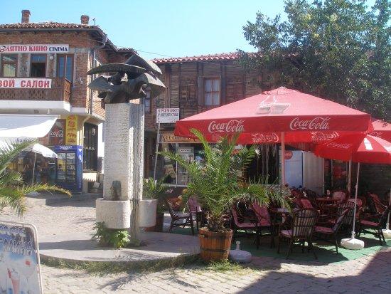 Sozopol, Bulgaria: На улочках туристического центра Созополя