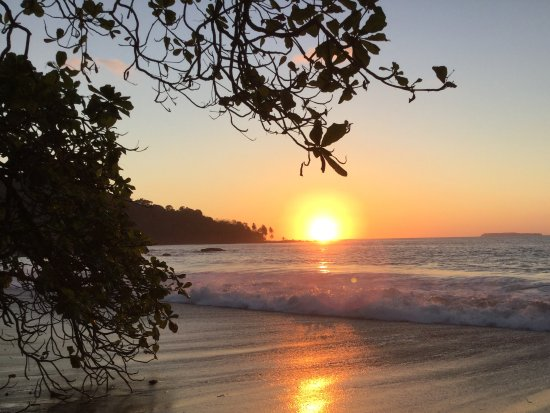 Drake Bay, Costa Rica: Sunset in the OSA Peninsula