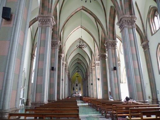 Santa Ana Cathedral: Catedral de Santa Ana, El Salvador