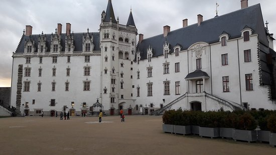 Château des ducs de Bretagne