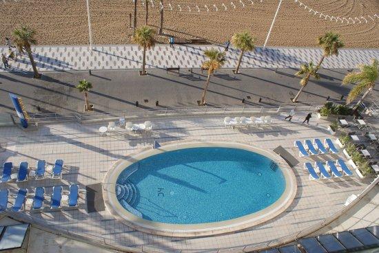 Hotel Cimbel: From the balcony