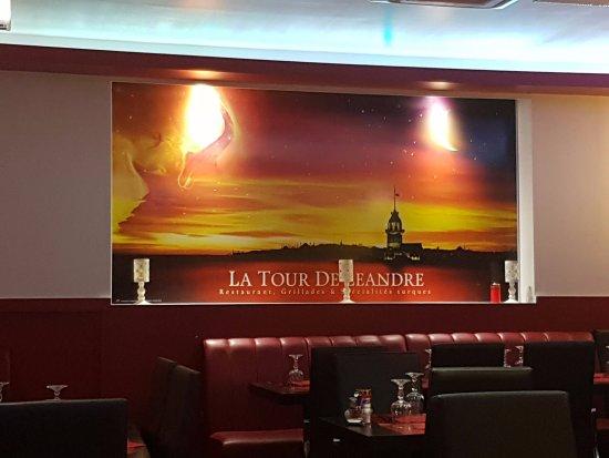 Yutz, France : Une partie de la salle