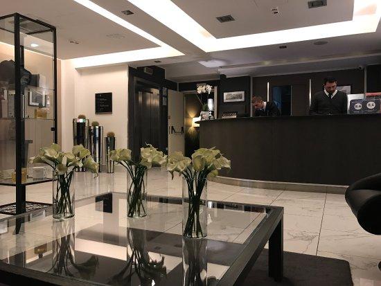 Stelle Hotel: Hotel comodissimo e moderno. Tutti i comfort